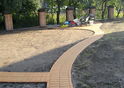Patios, Walkways and Fire Pit Creation Services